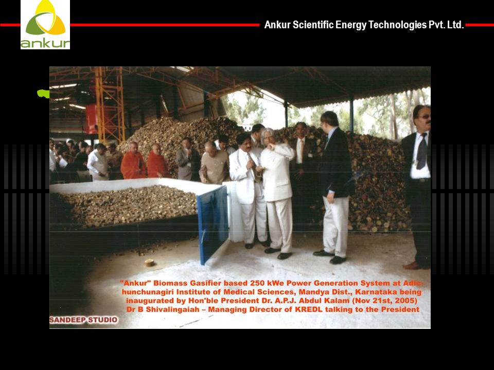 Ankur Scientific Energy Technologies Pvt. Ltd.