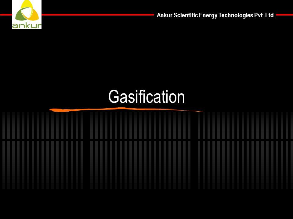 Ankur Scientific Energy Technologies Pvt. Ltd. Gasification