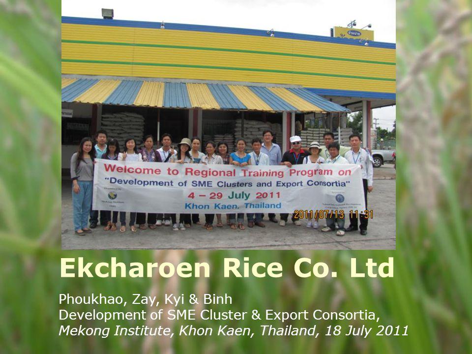 Ekcharoen Rice Co.