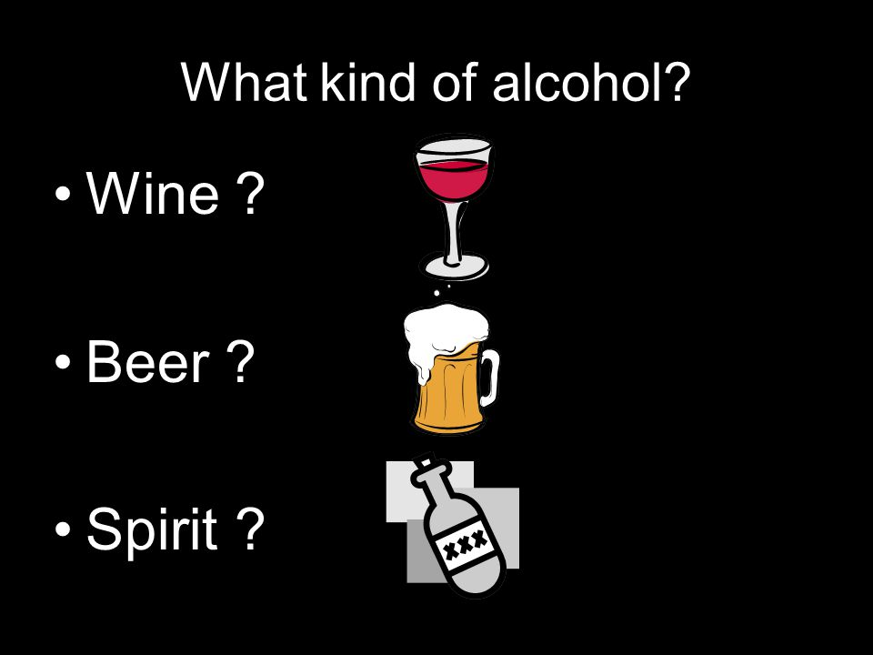 Beer!!! Properties of Beer Alcohol Percentage 4-13% Average @ 5% Varying Colors Usually carbonated