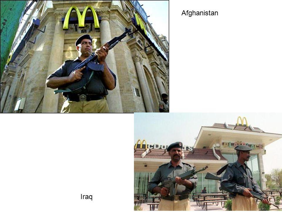 Afghanistan Iraq