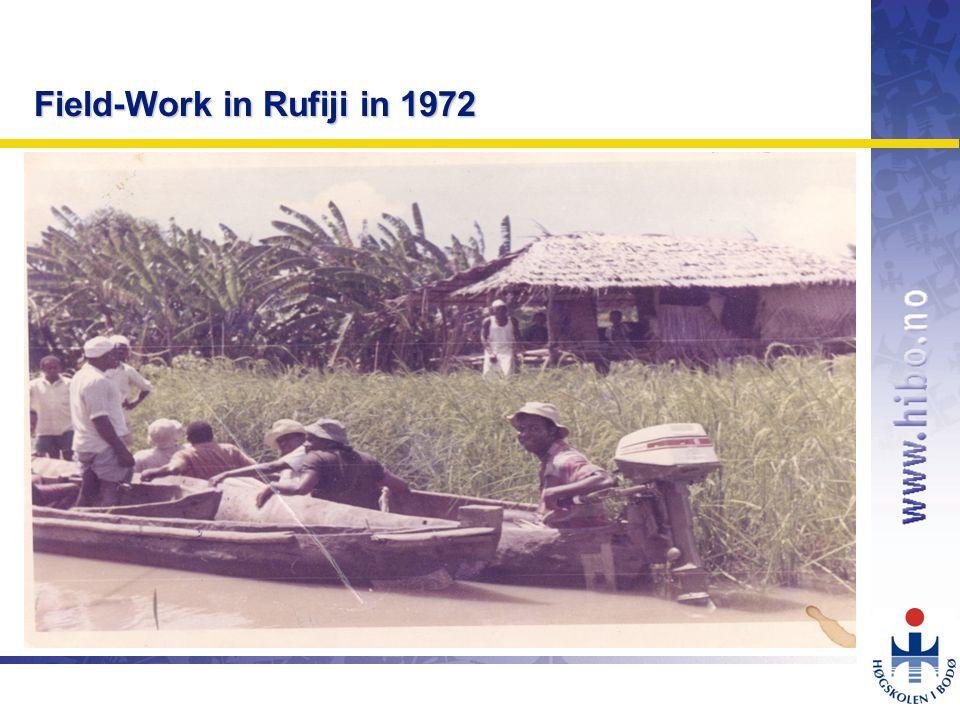 OMJ-98 Field-Work in Rufiji in 1972