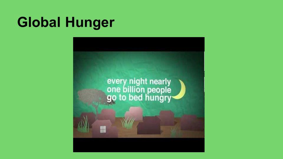 Global Hunger