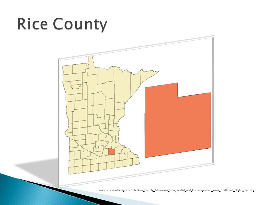 www.wikimedia.org/wiki/File:Rice_County_Minnesota_Incorporated_and_Unincorporated_areas_Northfield_Highlighted.svg