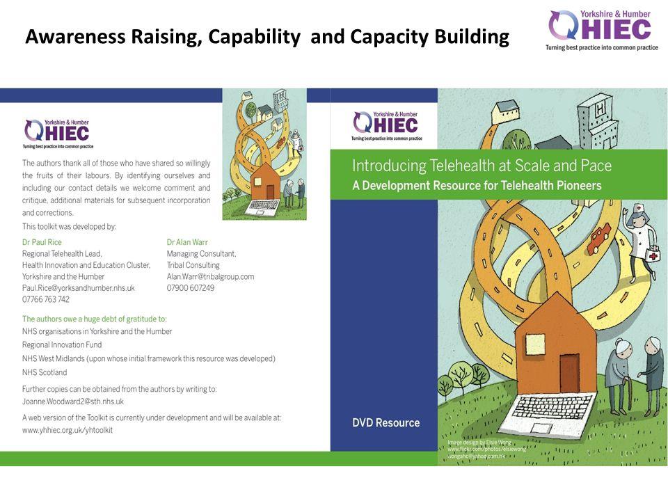 Awareness Raising, Capability and Capacity Building