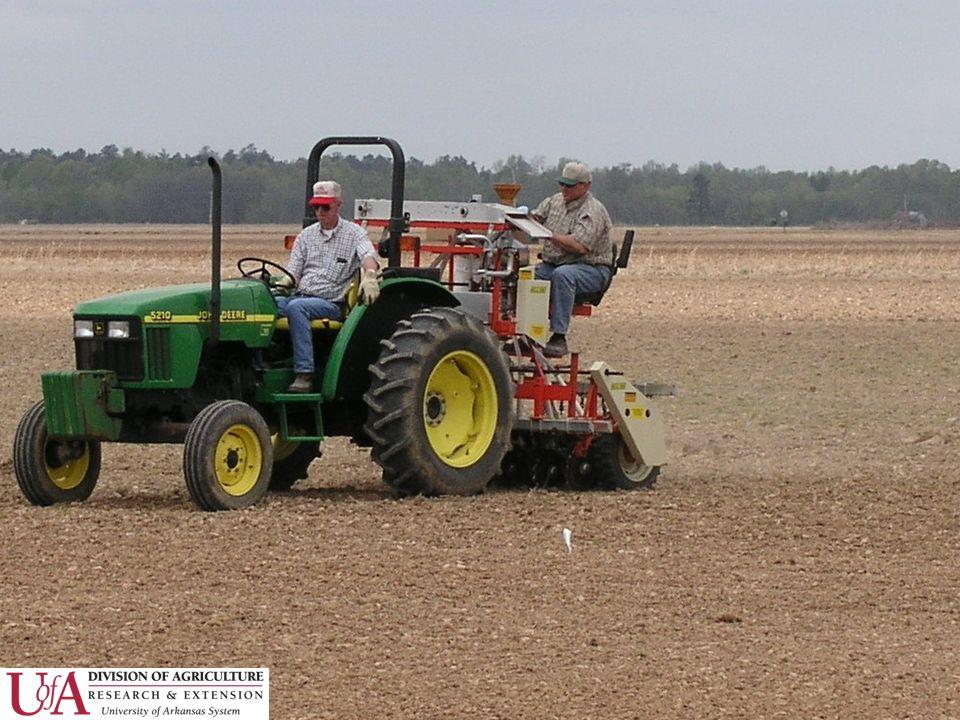 Disease Monitoring Program 25 Entries 10-12 locations Disease ratings Grain Yield, Milling Yield