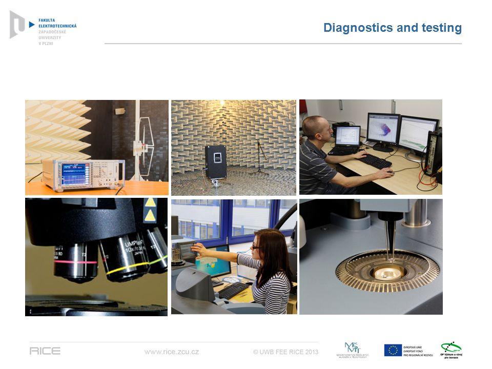 Diagnostics and testing