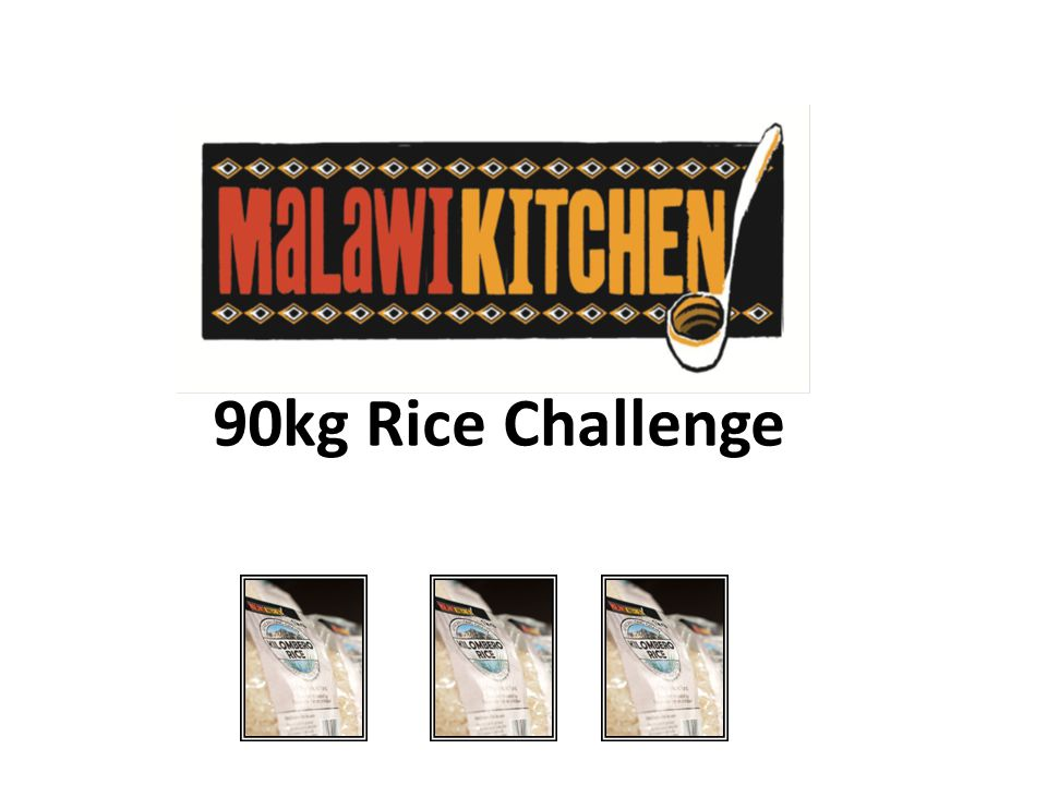 90kg Rice Challenge