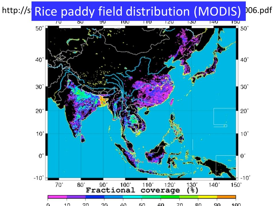 East Asian monsoon (1960-2000) (Endo, Yasunari and Ailikun, 2005 JMSJ) Yantze river basin: heavy rainfall is increasing Yellow river basin: drought is increasing 増加減少 Heavy rainfall