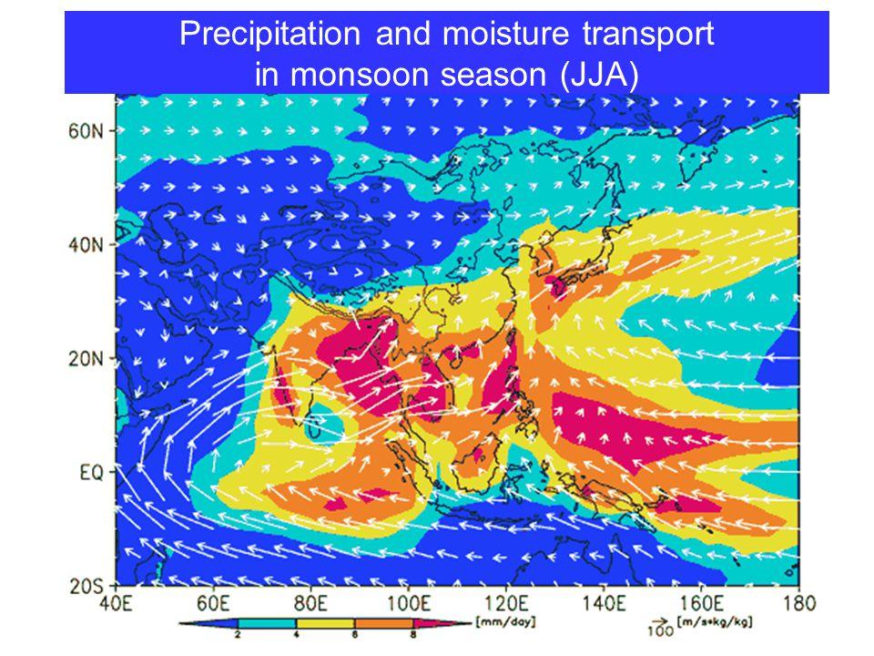 Annual Precipitation in Japan (1898-2009) slightly deceasing, but increasing of variability 全国 51 地点月降水量データ