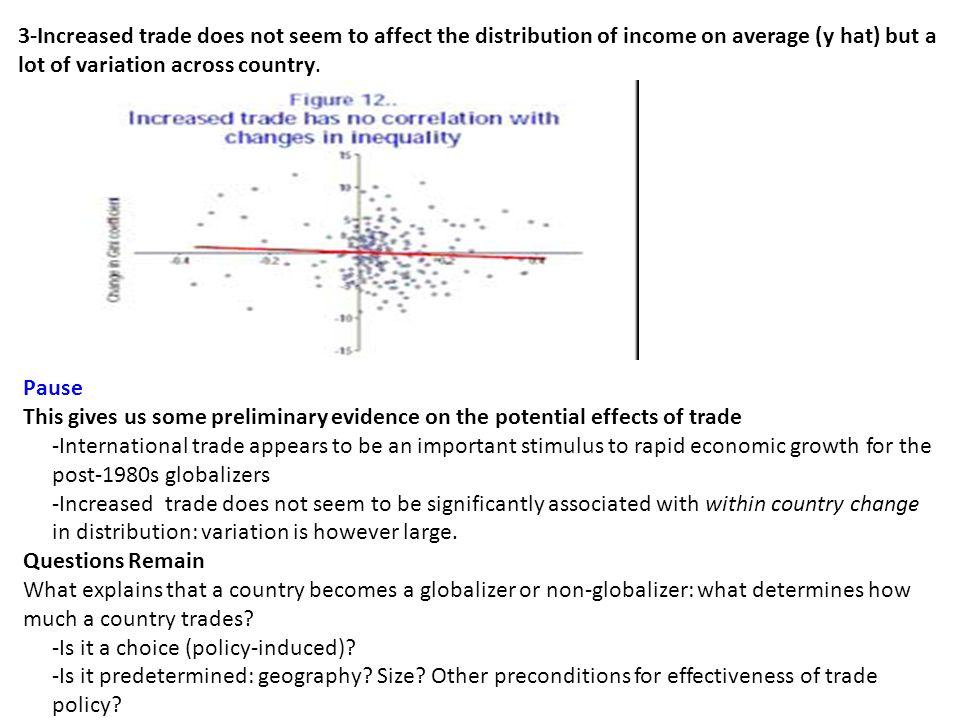 Theory of International Trade II-Theory of International Trade A-Comparative Advantage (Ricardo) 1-Basic Insights.