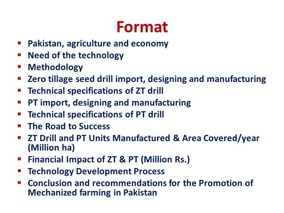 Financial Impact of ZT & PT (M.