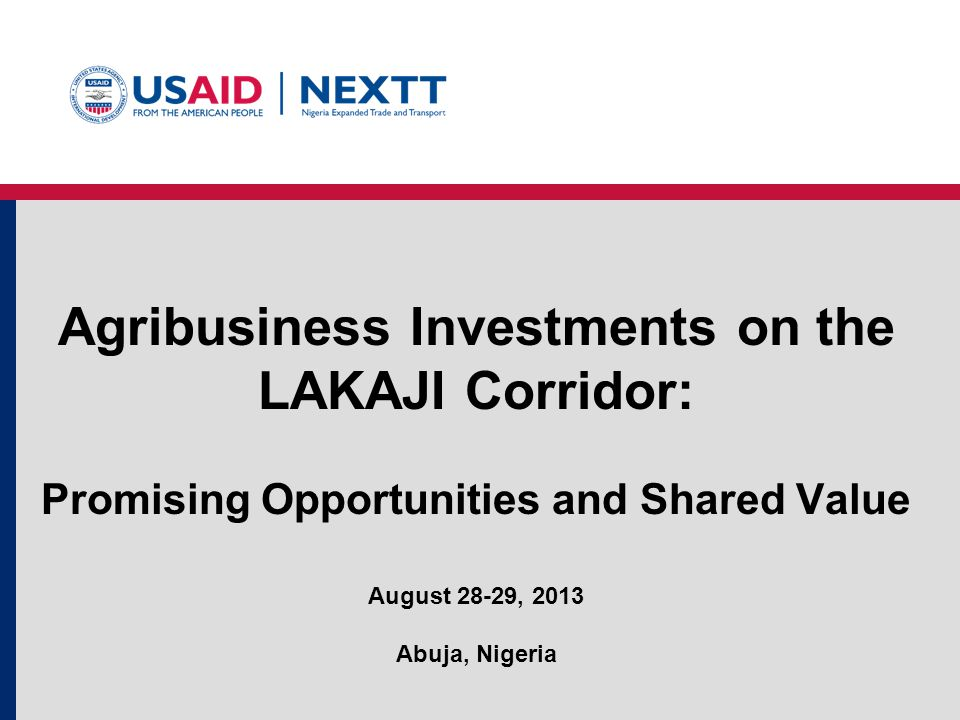 Opportunities Identified: Projects by Functional Area Abundant production and processing opportunities on the Corridor