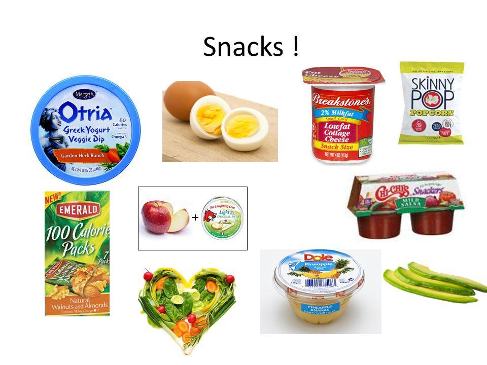 Snacks !
