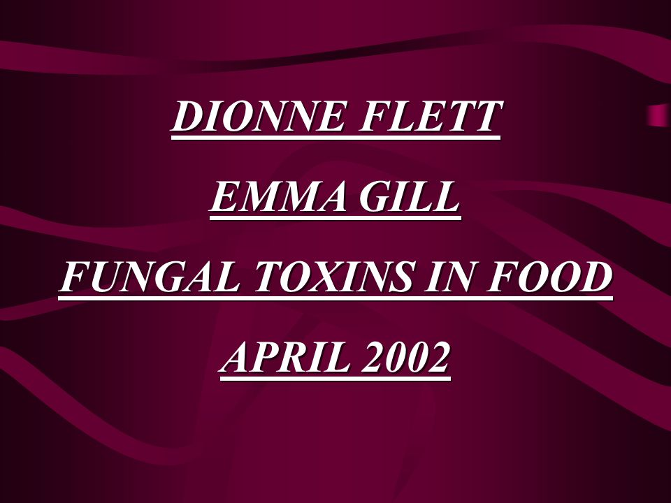Alimentary Toxic Aleutia (ATA) 5 Disease caused by ingestion of T-2 toxin and resembles radiation poisoning.