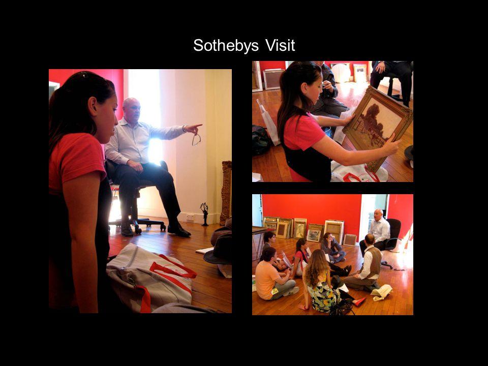 Sothebys Visit