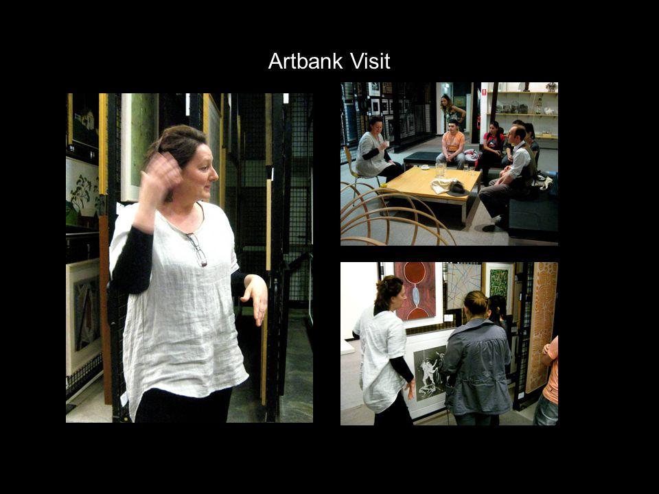 Artbank Visit