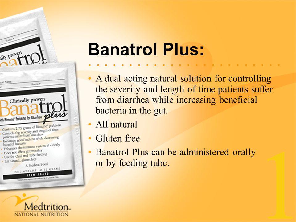 Banatrol Plus:............