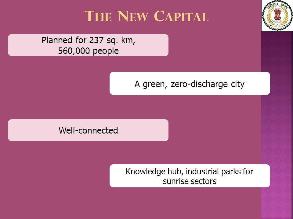 T HE N EW C APITAL Planned for 237 sq.