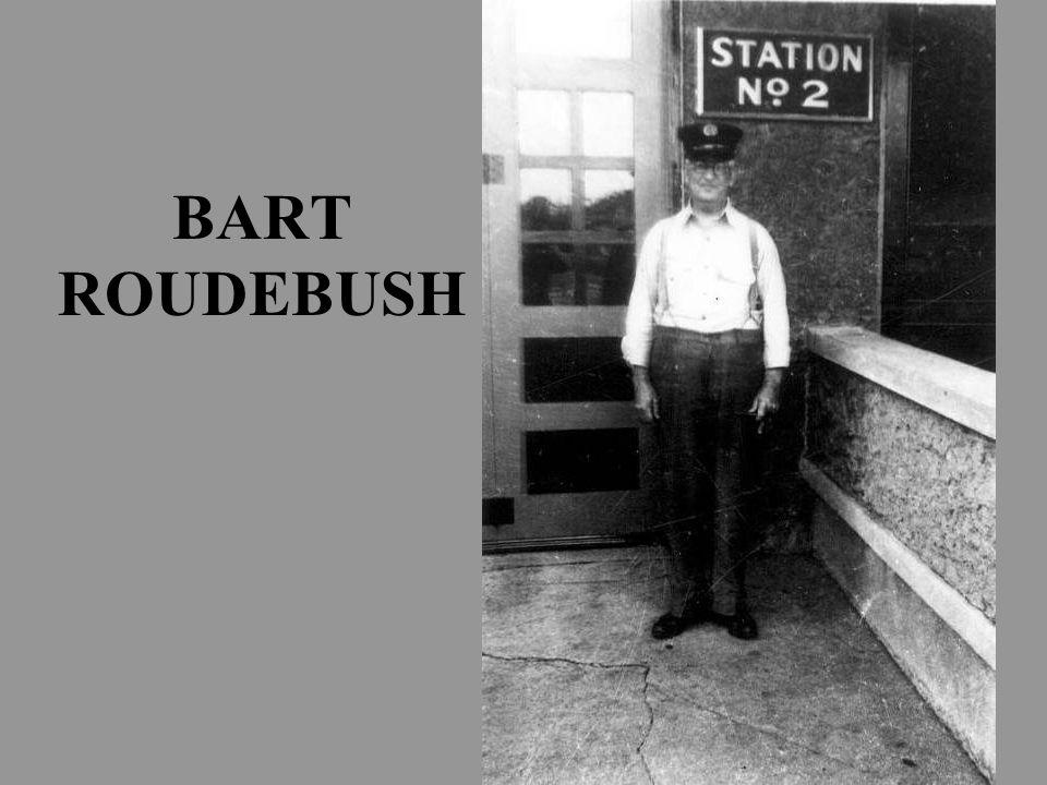 BART ROUDEBUSH