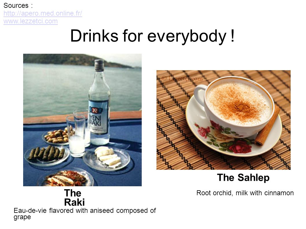 Drinks for everybody .