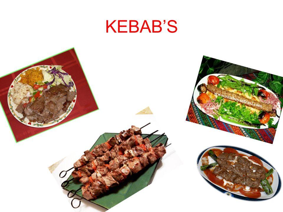 KEBAB'S