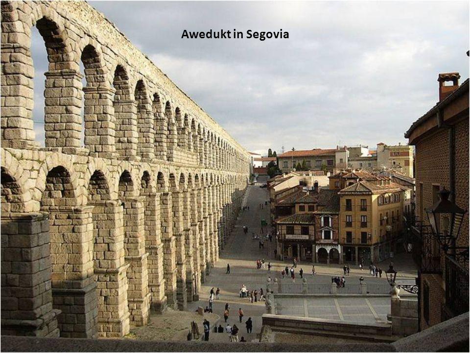 Awedukt in Segovia