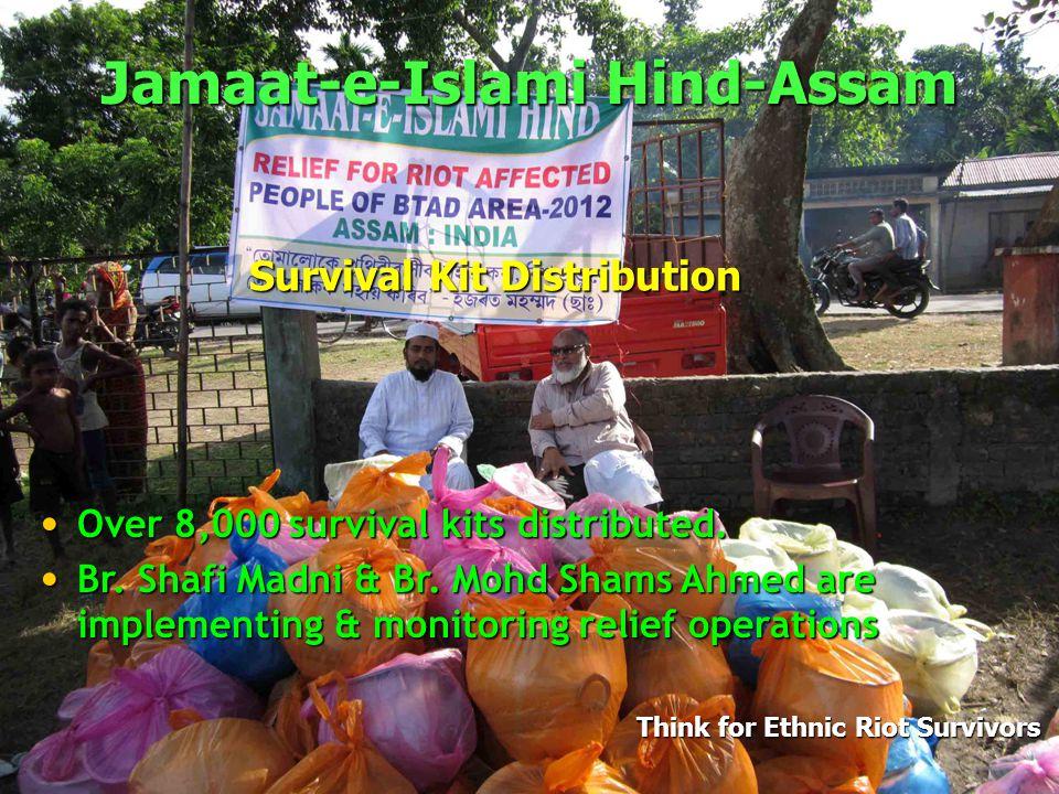 Jamaat-e-Islami Hind-Assam Mr.