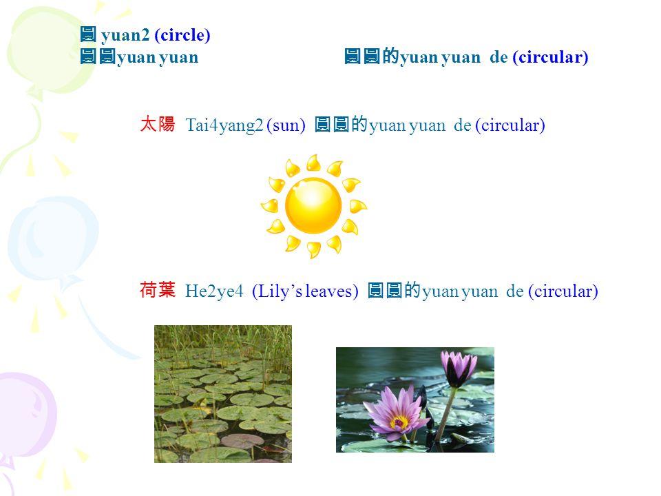 粽子 Zong4zi (Stuffed rice snack) 缝針 Feng2zhen1 (Sewing needle) 尖尖的 jian jian de