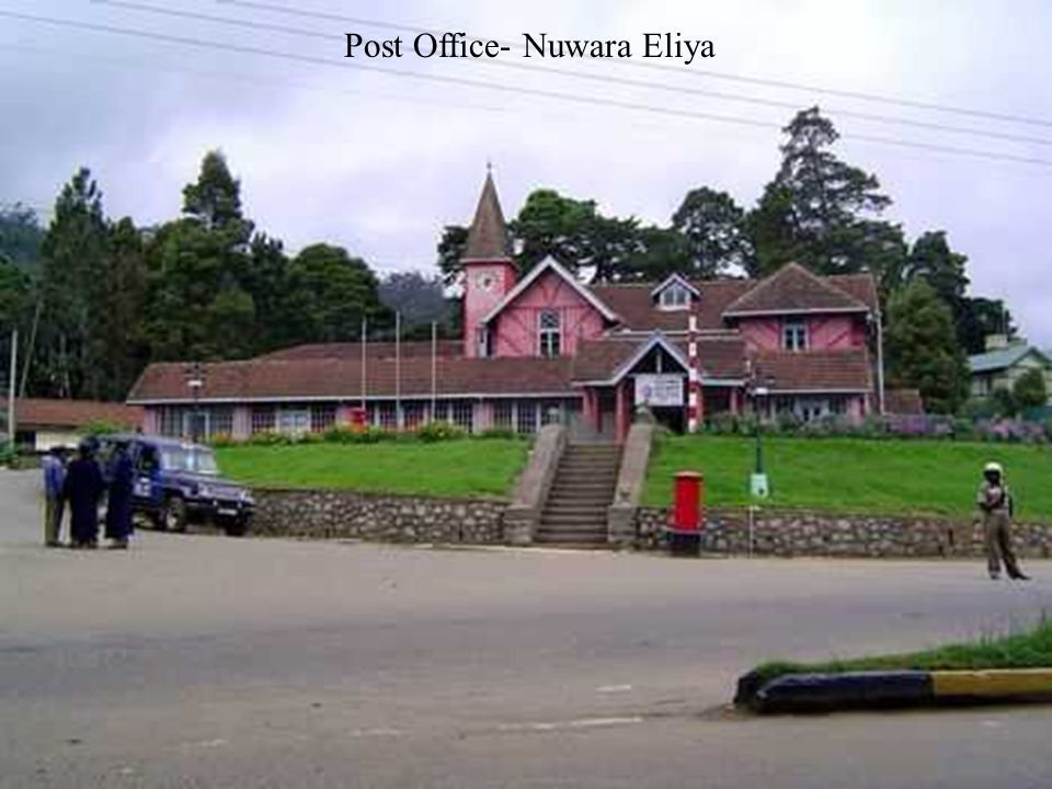 Post Office- Nuwara Eliya