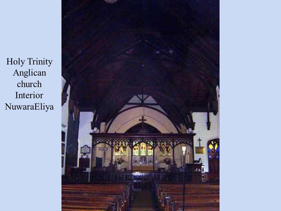 Holy Trinity Anglican Church NuwaraEliya