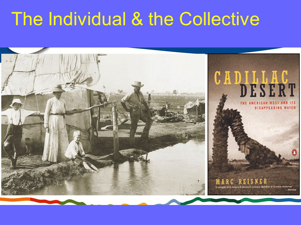 Click to edit Master subtitle style The Individual & the Collective