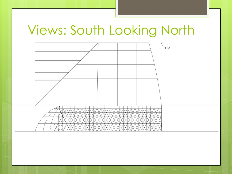 Views: South Looking North