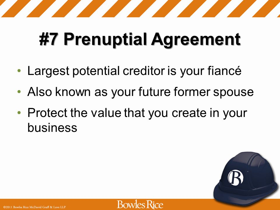 #6 QTIP Trust QTIP Trust - Qualified Terminable Interest Property Trust Reduce Estate Taxes by using both exemptions Provide support to spouse while controlling disposition of business Reduce Estate Taxes by using minority/fractional interest discounts