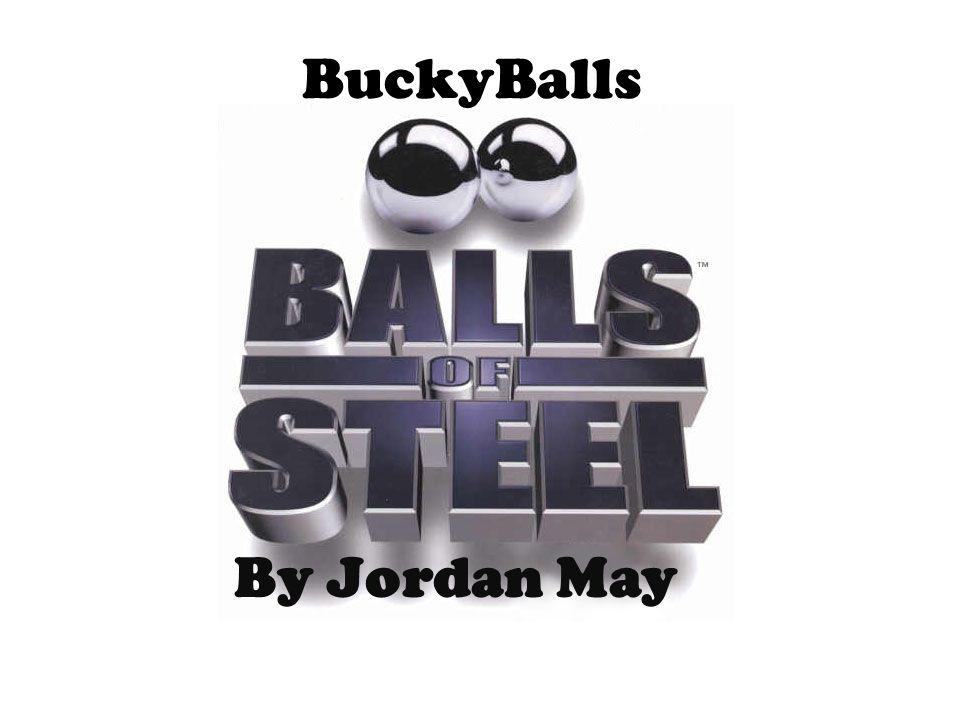 BuckyBalls By Jordan May