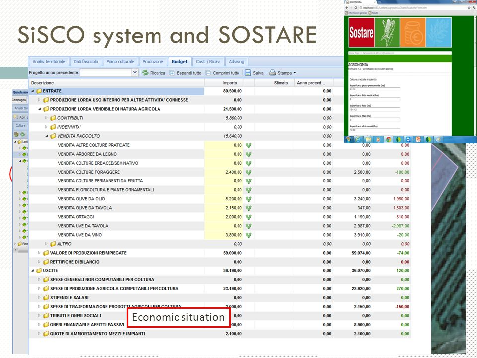 16 SiSCO system and SOSTARE 23/11/2012SOSTARE - C.