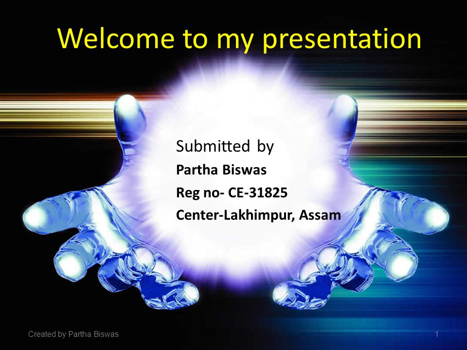 Who is your Inspiration? My TOPIC is Created by Partha Biswas 2