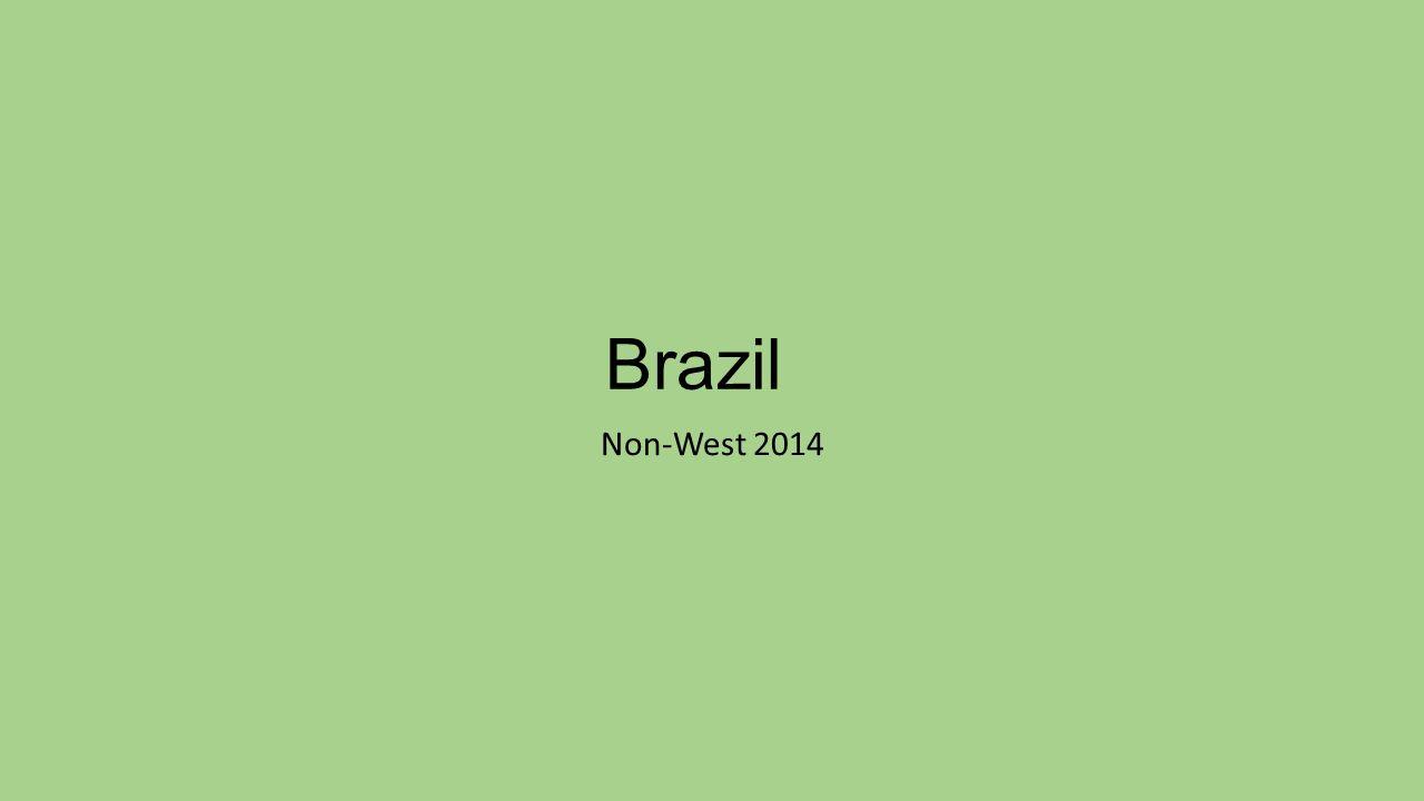 Brazil Non-West 2014