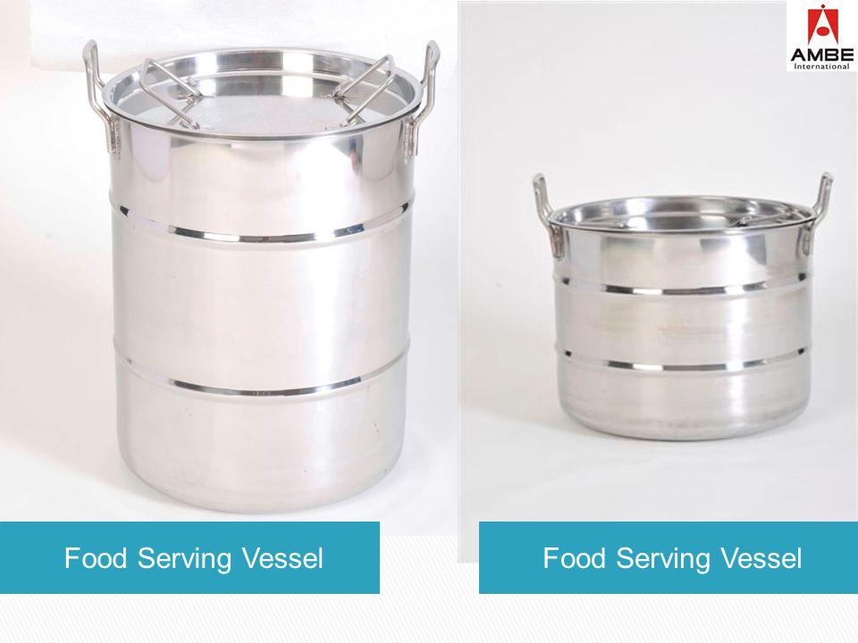 Food Serving Vessel