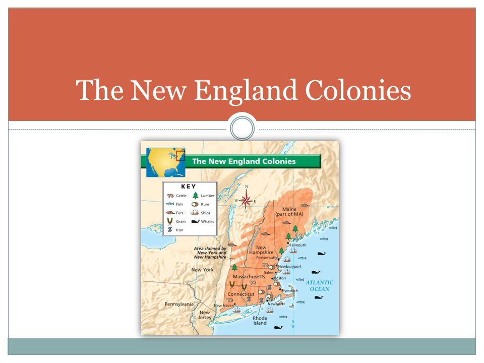 Middle Colonies – Comprehension Check Question 1: Where did most of the colonists in the Middle Colonies come from.