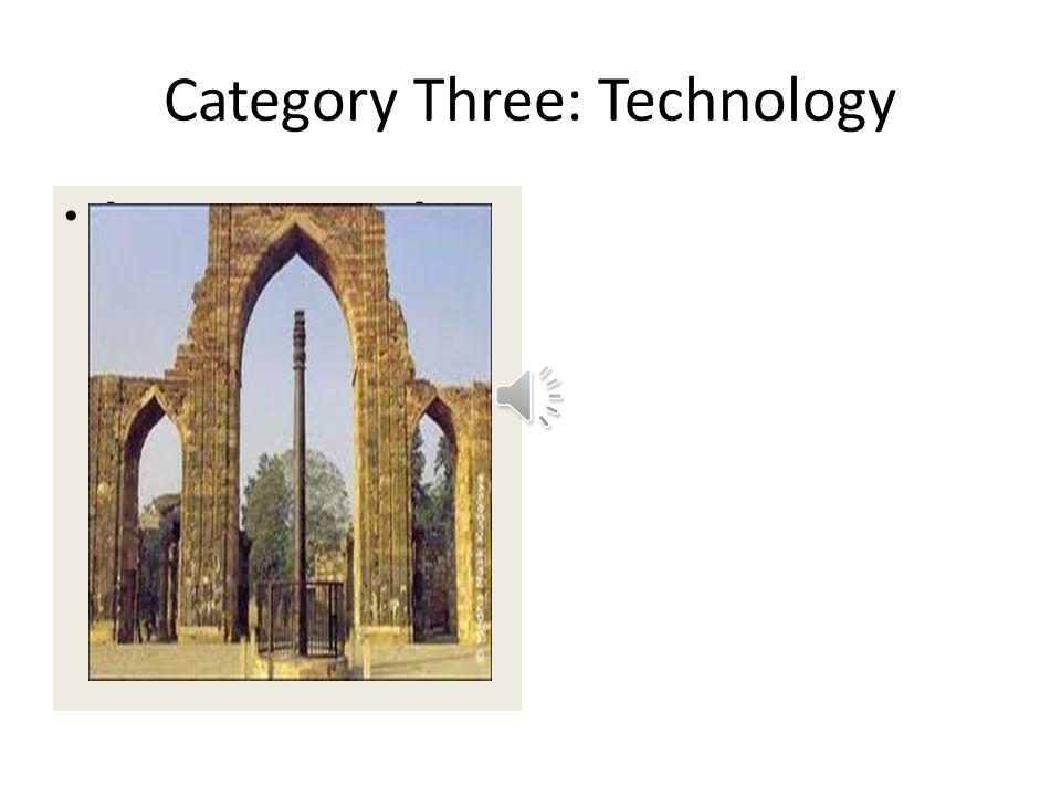 Category Two: Mathematics [Insert Image Here]