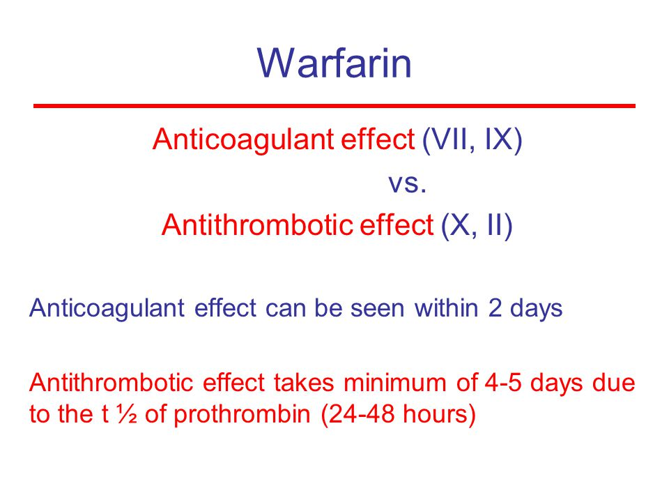 From Mol Interventions 6: 223-227 Dosing Variability The average warfarin dose is 5 mg.