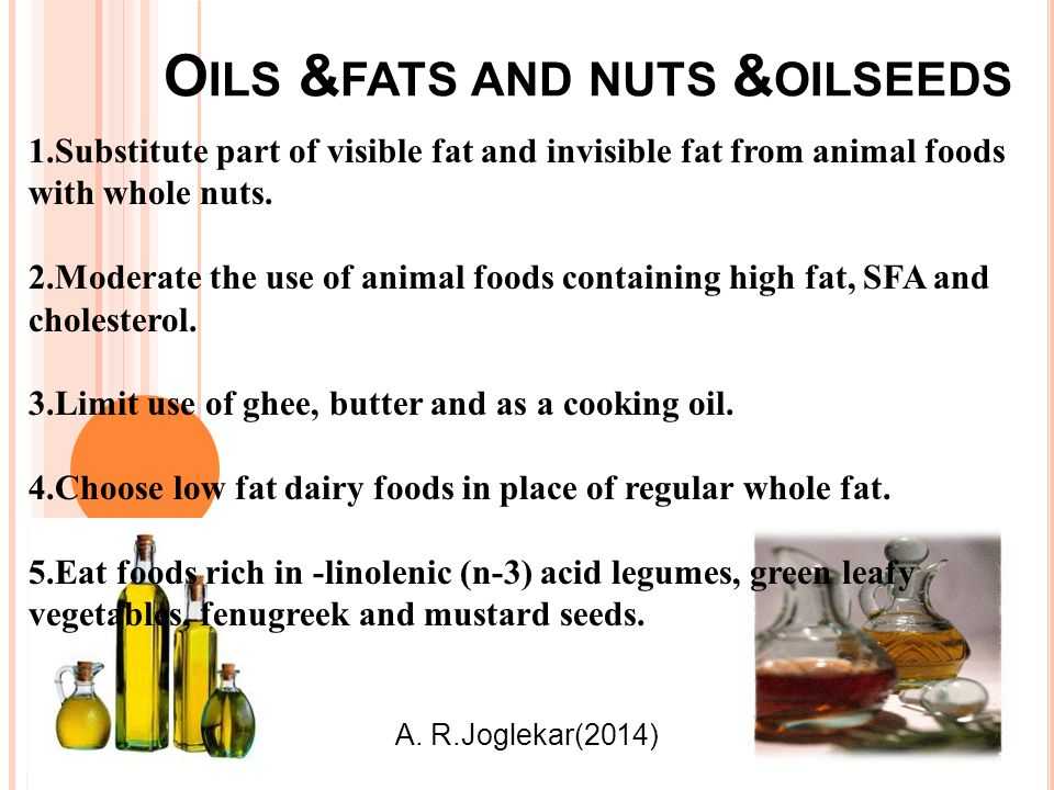 O ILS & FATS AND NUTS & OILSEEDS A.
