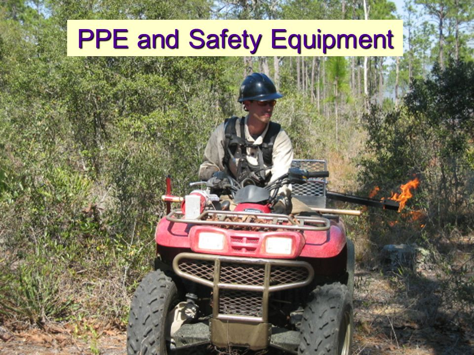 12 PPE and Safety Equipment