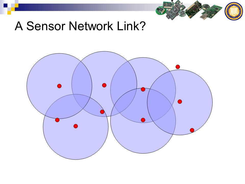 A Sensor Network Link