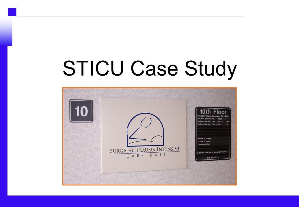 STICU Case Study