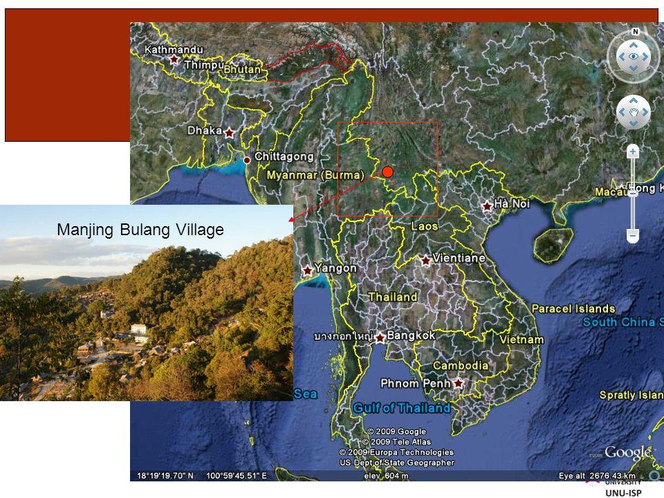 Manjing Manjing Bulang Village