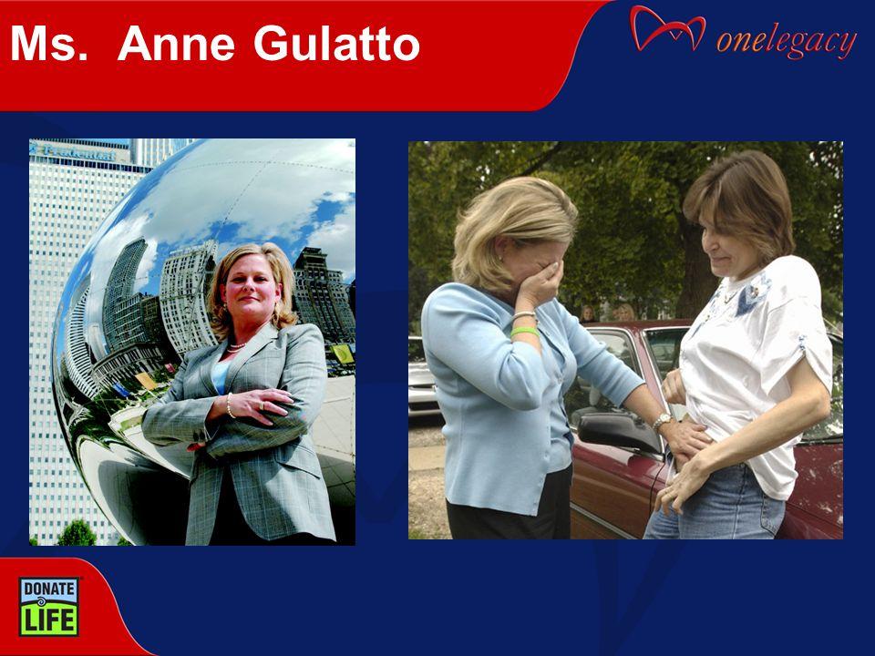 Ms. Anne Gulatto