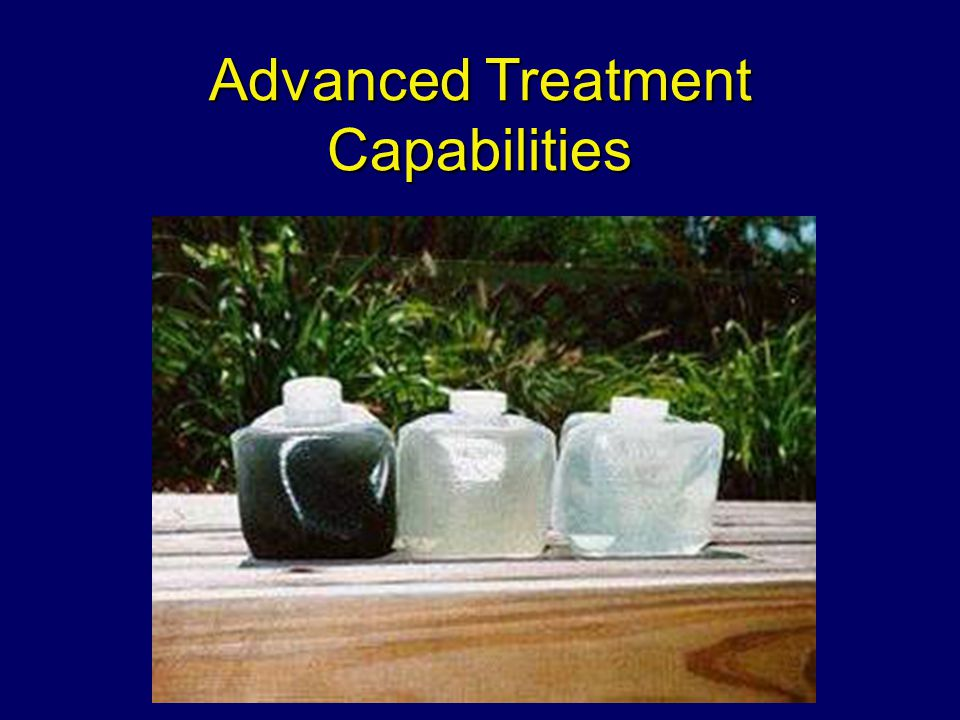 Advanced Treatment Capabilities