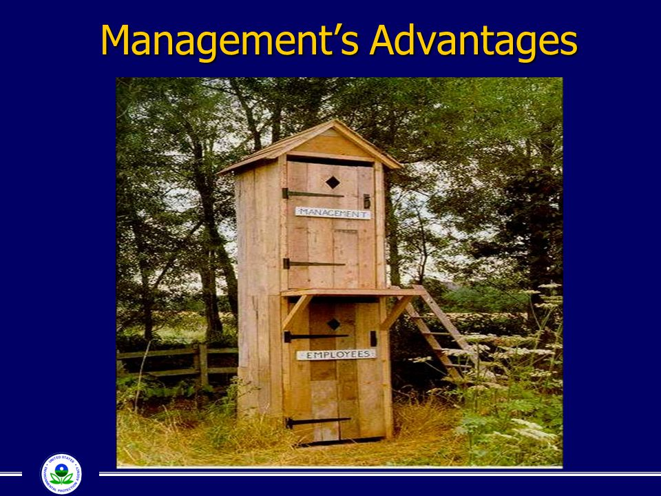 Management's Advantages